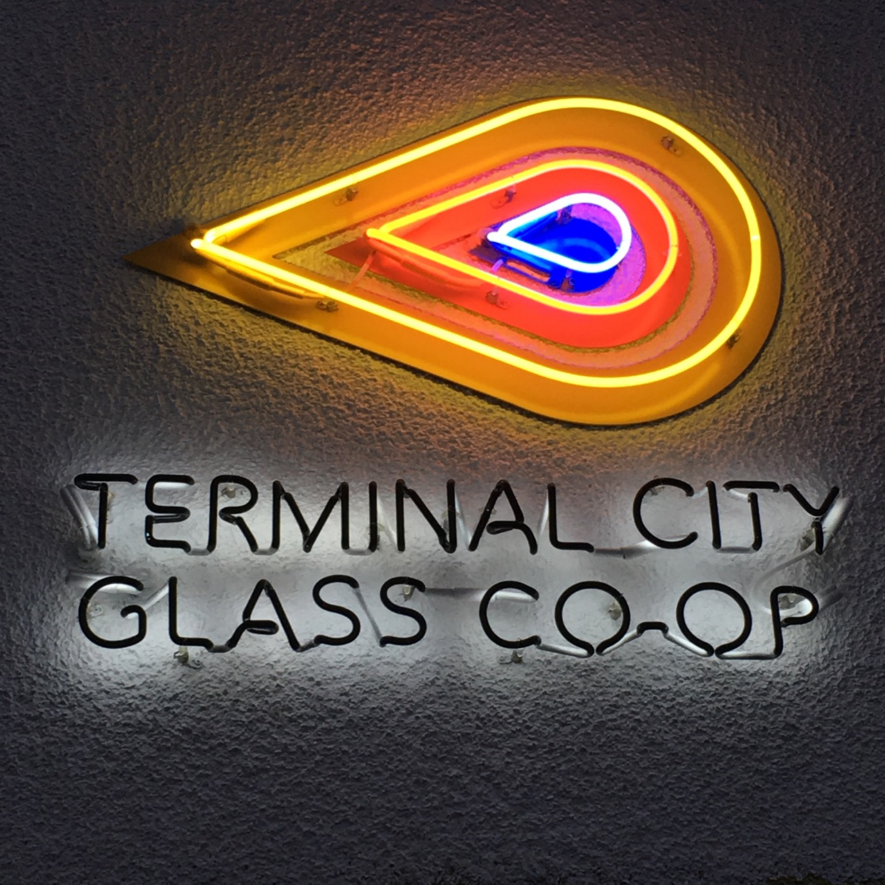 Terminal City Glass Co-op