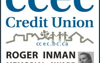 CCEC Roger Inman Memorial Award