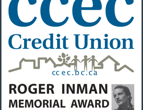 Each For All shares 2017 Roger Inman Memorial Award
