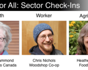 Health, Worker & Agriculture Check-Ins