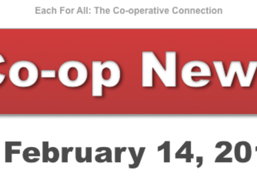 Co-op News for February 14, 2017