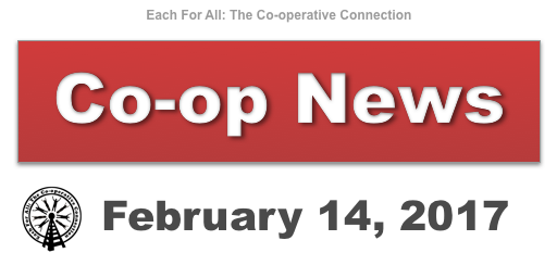 February 14, 2017 News and Events