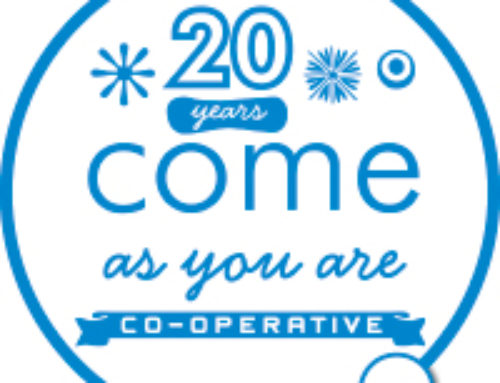 Come As You Are worker co-op