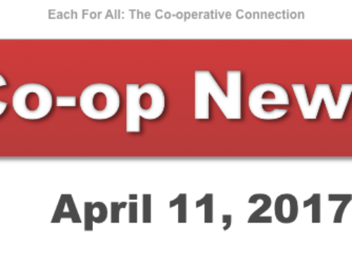 Co-op News for April 11, 2017