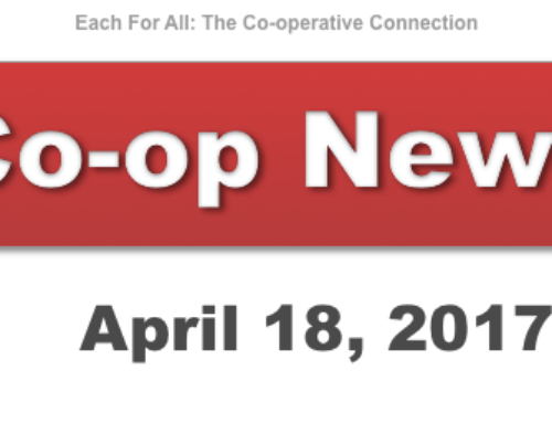 Co-op News for April 18, 2017