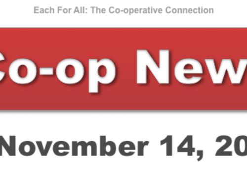 Co-op News for November 14, 2017