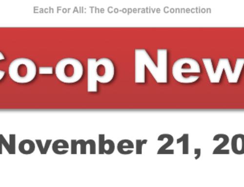 Co-op News for November 21, 2017