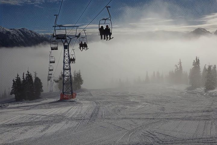 My Mountain Co-op - chairlift