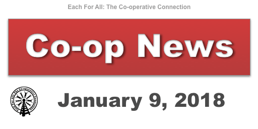 News for January 9, 2018