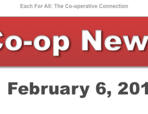 Co-op News for February 6, 2018