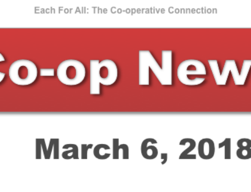 Co-op News for March 6, 2018