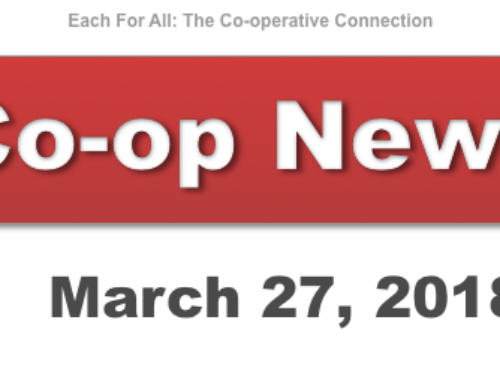 Co-op News for March 27, 2018