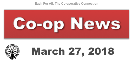 March 27, 2018 News