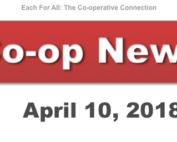 April 10, 2018 News
