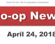 April 24, 2018 News