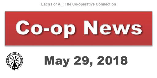 May 29, 2018 News