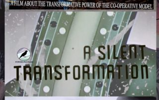 A Silent Transformation Poster