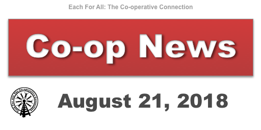 News for August 21, 2018