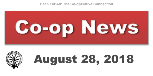 News for August 28, 1018