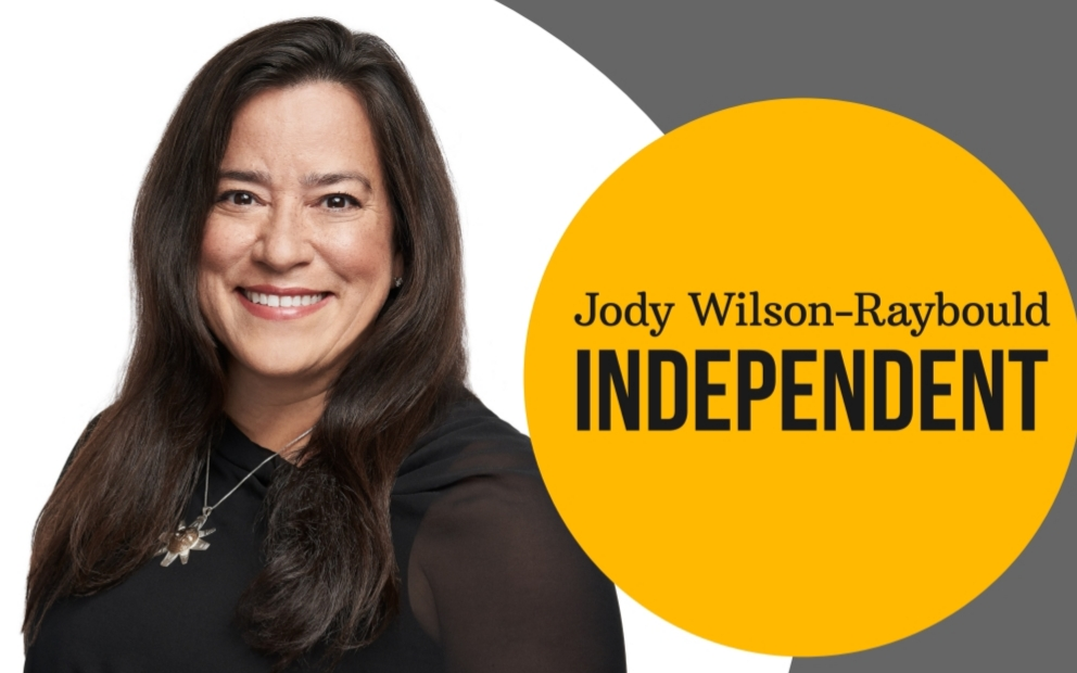 Doing Politics Differently (1) – Jody Wilson-Raybould Independent MP