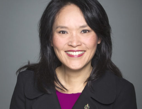 MP Jenny Kwan on Affordable Housing & Co-op Checkins