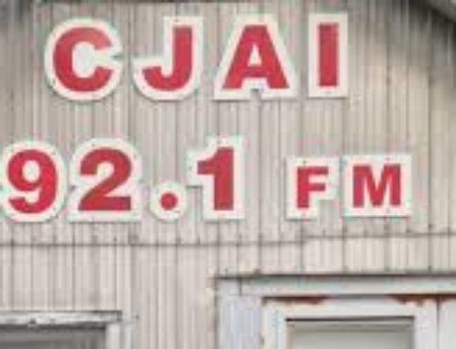 Amherst Island Radio in Ontario