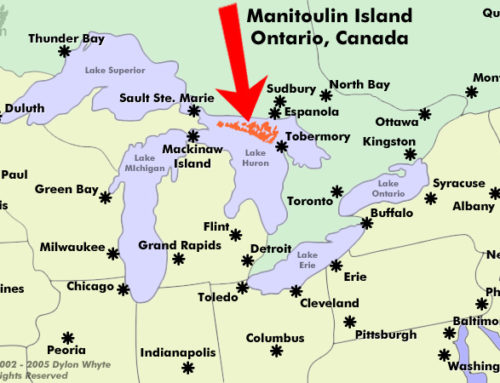 United Manitoulin Islands Transit