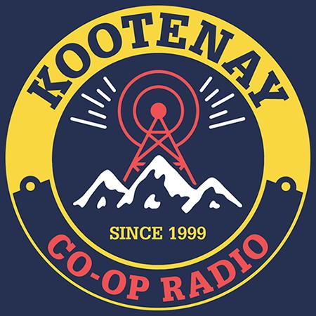 Kootenay Co-op Radio logo